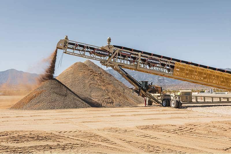 CM site Granite Construction CA 05 by Superior Industries