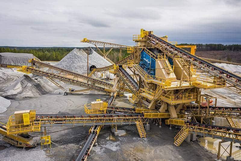CM site Summit Materials GA 01 by Superior Industries