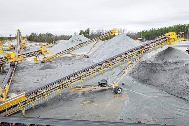CM site Summit Materials GA 10 by Superior Industries