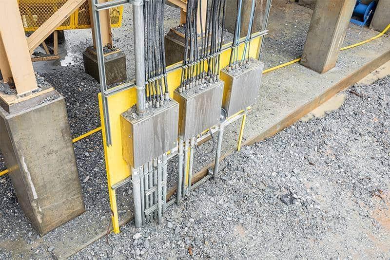 CM site Summit Materials GA 12 by Superior Industries