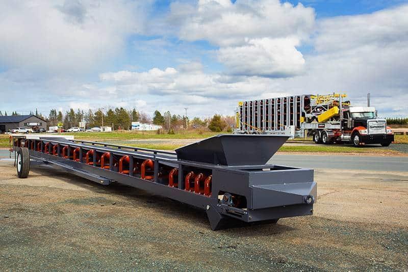 Esteira transportadora Trailblazer® 11 da Superior Industries