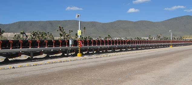 Engineered Overland Conveyor - Superior Industries